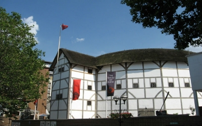 Shakespeare's Globe - West Block