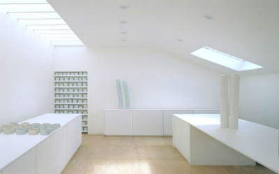 Edmund de Waal Studio and Gallery