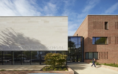 Highgate School: New Junior School