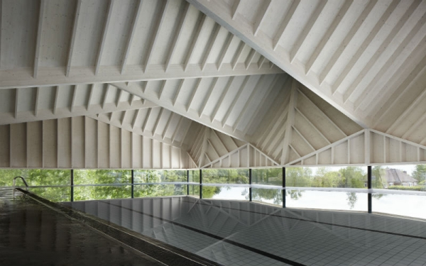 Alfriston Pool wins 2015 RIBA National Award